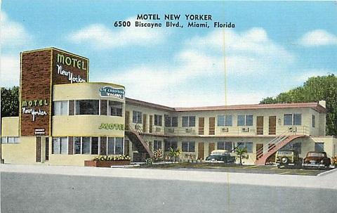 Motel New Yorker