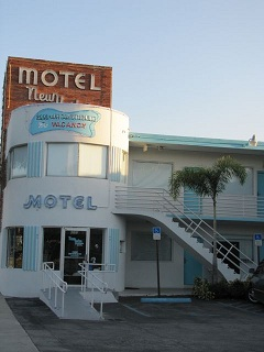 Motel New Yorker Renovated