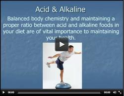 Acid - Alkaline Balance