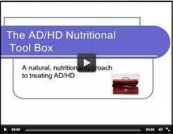 ADD - ADHD