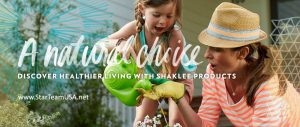 Discover Healthier Living With Shaklee Products